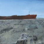 'Inisheer' (ii) by Cormac O'Leary at the Chimera Gallery, Mullingar, Co Westmeath, Ireland