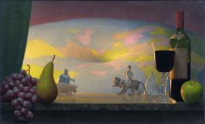 """Black Hole"" by Conor Walton at the Chimera Gallery, Mullingar, Co Westmeath, Ireland"