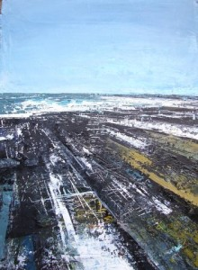 Cormac O'Leary at the Chimera Gallery, Mullingar,Co Westmeath, Ireland