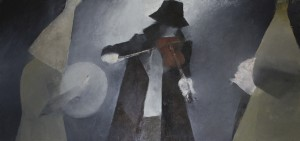 """""""Mummers"""" by Cormac O'Leary at the Chimera Gallery,Mullingar,Co Westmeath"""