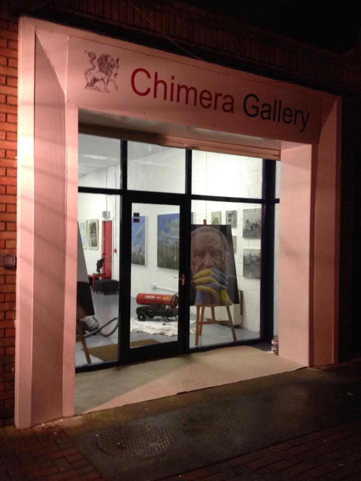 The Chimera Gallery, Mullingar - NOW OPEN