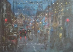 'Magnificent Mullingar' by Dave West at the chimera Gallery, Mullingar, Co Westmeath, Ireland.