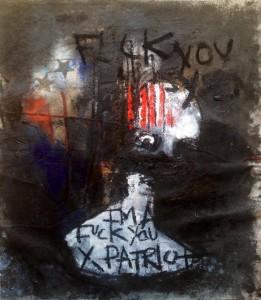 'XXX' by Khara Oxier at the Chimera Gallery, Mullingar, Co Westmeath, Ireland