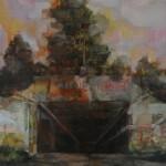 Ross Watson at the Chimera Gallery, Mullingar, Co Westmeath, Ireland