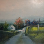 'Up the road' Kate Beagan at the Chimera Gallery, Mullingar, Co Westmeath, Ireland