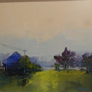 'A touch of Blue' by Kate Beagan at the Chimera Gallery, Mullingar, Co Westmeath, Ireland