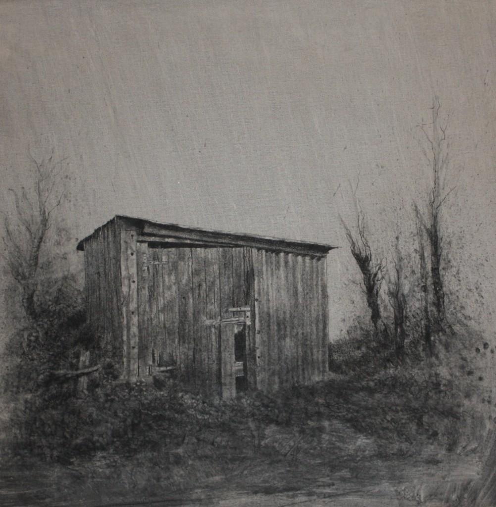 'lock up 2011' by Michael Wann at th e Chimera Gallery, Mullingar, Co Westmeath, Ireland