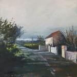 'Casting Shadows' by Kate Beagan at the Chimera Gallery, Mullingar , Co Westmeath, Ireland