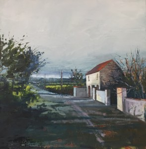 'Casting Shadows' by Kate Beagan at the Chimera Gallery, Mullingar , Co Westmeath, Ireland