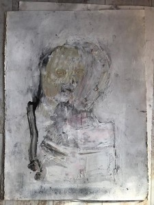 v by Khara Oxier at the Chimera Gallery , Mullingar, Co Westmeath , Ireland