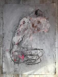 'Paracusia' by Khara Oxier at the Chimera Gallery , Mullingar, Co Westmeath , Ireland