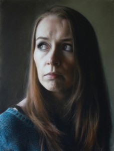 """""""Observing light"""" by Catherine Creaney at the Chimera Gallery, Mullingar,Co Westmeath , Ireland"""