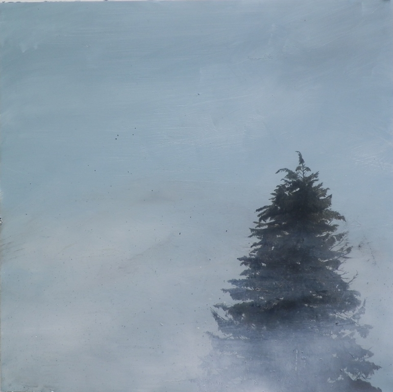 """""""Mountain Mist"""" by Daniel Chester at The Chimera Gallery"""