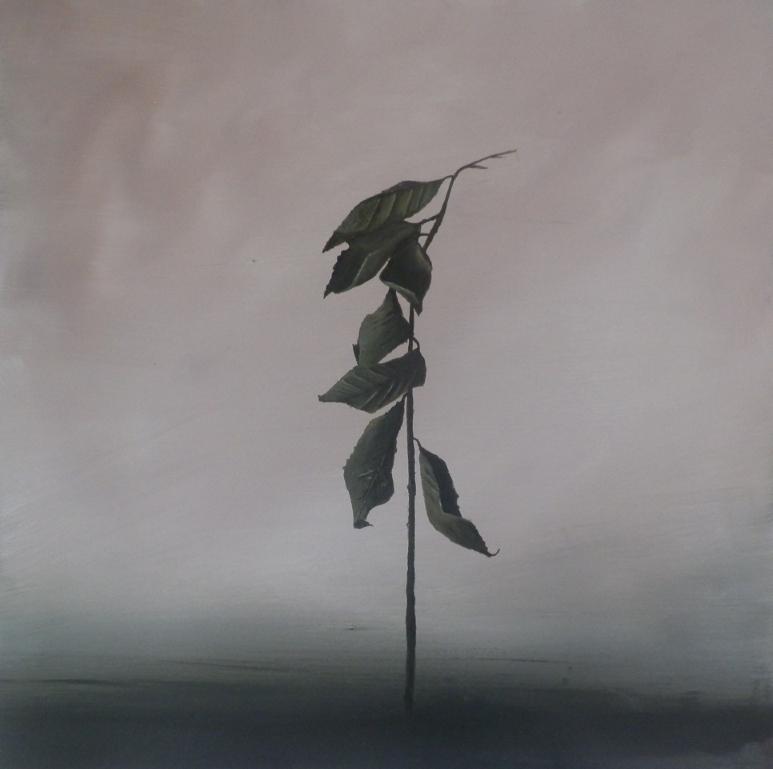 """Lake Side Sapling"" by Daniel Chester at Chimera Art Gallery"