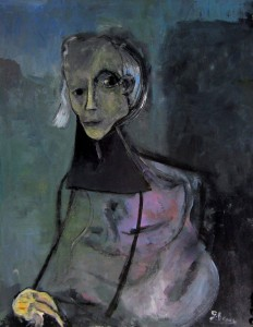 Glenn Brady at the Chimera Gallery, Mullingar, Co Westmeath , Ireland