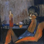 Glenn Brady at the Chimera Gallery, Mullingar, Co Westmeath, Ireland