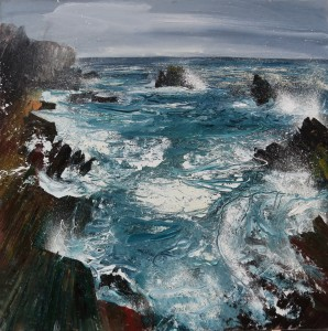 Malin Beg Donegal' by Neal Greig at the Chimera Gallery, Mullingar,Co Westmeath, Ireland