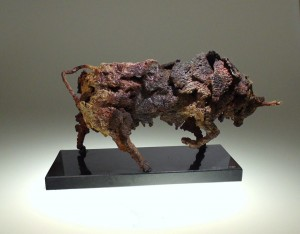 'Rage' by Eamonn Higgins at the Chimera Gallery, Mullingar,Co Westmeath , Ireland