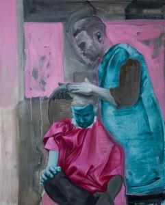 'Crewcut' by Shane Berkery at the Chimera Gallery, Mullingar, Co Westmeath, Ireland