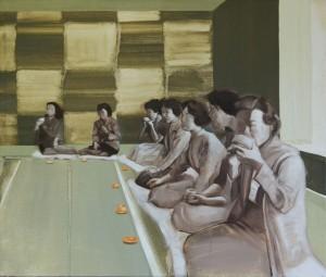 'Tea Room' by Shane Berkery