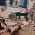 'Engineers' by Shane Berkery at the Chimera Gallery, Mullingar, Co Westmeath, Ireland