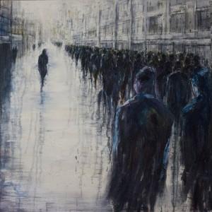'Non Conformist' by Lesley Oldaker at the Chimera Gallery, Mullingar, Co Westmeath, Ireland