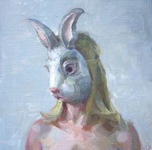 Jennifer Balkan at the Chimera Gallery, Mullingar, Co Westmeath, Ireland
