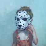 "'Dogboy"" by Jennifer Balkan at the Chimera Gallery, Mullingar, Co Westmeath, Ireland"