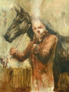 Bradley Gray at the Chimera Gallery, Mullingar, Co Westmeath, Ireland