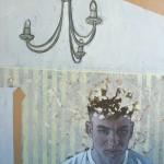 Tom McLean at the Chimera Gallery, Mullingar, Co Westmeath , Ireland