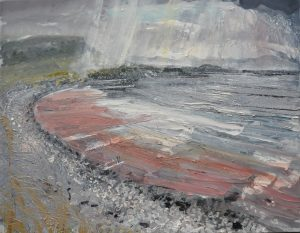 'Carty's Strand' by Neal Greig at the Chimera Gallery, Mullingar , Co Westmeath, Ireland