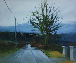 'A chill in the Air' by Kate Beagan at the Chimera Gallery, Mullingar , Co Westmeath, Ireland
