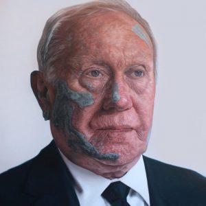 'Tom Gunn' by Kyle Barnes at the Chimera Gallery, Mullingar, Co Westmeath, Ireland