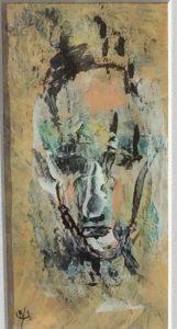 'Head'(4) by John Kingerlee