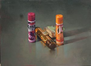 'Lip Balm' by Dave West at the Chimera Gallery, Mullingar, Co Westmeath