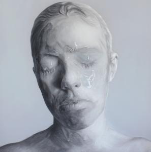 Kyle Barnes at the Chimera Gallery, Mullingar, Co Westmeath, Ireland