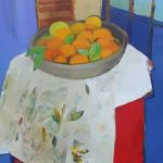 'Auribeau Still Life' by Cormac O'Leary at the Chimera Gallery, Mullingar , Co Westmeath, Ireland