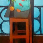 'Goldfish & Oranges' by Cormac O'Leary at the Chimera Gallery, Mullingar , Co Westmeath, Ireland
