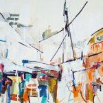 'Shimla' #3 by Colin Taylor at the Chimera Gallery, Mullingar, Co Westmeath, Ireland.