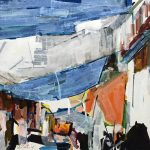 Shimla' #6 by Colin Watson at the Chimera Gallery, Mullingar, Co Westmeath, Ireland.