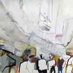 'Shimla' #7 by Colin Taylor at the Chimera Gallery, Mullingar, Co Westmeath, Ireland.