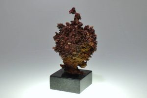 'Wee fruit' Hot forged Steel 35cm high