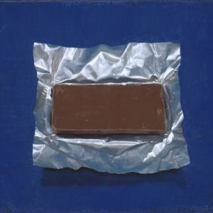'Chocolate' Oil on Linen 35x25 €1200