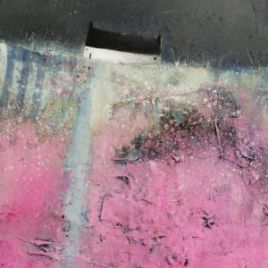 'Nordic Retreat' - 'Pink' 34 x 40 cm €625