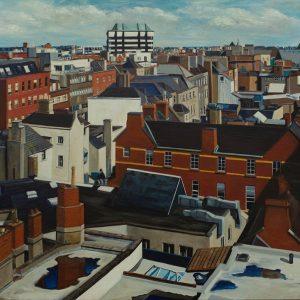 'Dublin Counterpoint' Oil on Canvas 80x60 cm €2600