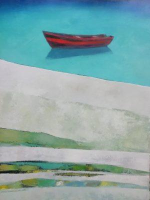'Saudade' Oil on Canvas 120x76cm €2500