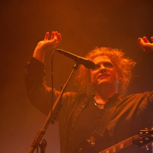 'Robert Smith' photographic print A4 1/3