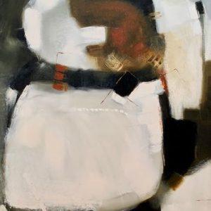 'Bear Island' 100x70 cm Oil on canvas €1800
