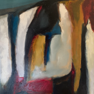 'Autumn Fields' 50x40 cm Oil on Canvas €800